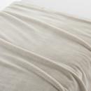 두꺼운 모포 · D · 그레이 베이지 · 따뜻한 화이버