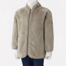 따뜻한 화이버 · 재킷 · 베이비