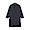 BLACK(인도면 데님 · 코트)