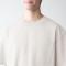 추가이미지2(인도면 혼방 이중편직 · 빅 티셔츠)