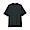 BLACK(인도면 혼방 이중편직 · 빅 티셔츠)