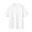 OFF WHITE(인도면 혼방 이중편직 · 빅 티셔츠)