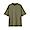 KHAKI GREEN(인도면 혼방 이중편직 · 빅 티셔츠)