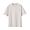 SILVER GRAY(인도면 혼방 이중편직 · 빅 티셔츠)