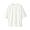 WHITE(미니 테리 · 5부소매 티셔츠)