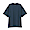 NAVY(인도면 이중 편직 · 빅 티셔츠)