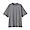 MEDIUM GRAY(인도면 이중 편직 · 빅 티셔츠)