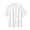 WHITE(인도면 이중 편직 · 빅 티셔츠)