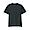 BLACK(인도면 저지 · V넥 티셔츠)