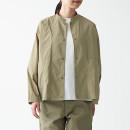 발수 · 리버시블 셔츠 재킷