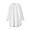 WHITE(오가닉 리넨 워싱 · 튜닉)