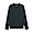 BLACK(인도면 저지 · 크루넥 긴소매 티셔츠)