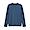 BLUE(인도면 저지 · 크루넥 긴소매 티셔츠)