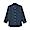 NAVY(프렌치 리넨 워싱 · 버튼다운 7부소매 셔츠)