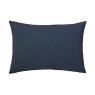 베개 커버 · 43×63 · 네이비 · 면 저지 자투리 솜 상품이미지