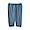 SMOKY BLUE(인도면 후라이스 · 5부 레깅스 팬츠 · 키즈)
