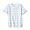 BABY BLUE STRIPE(인도 면 저지 · 티셔츠 · 키즈)