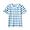 BLUE STRIPE(인도 면 저지 · 티셔츠 · 키즈)