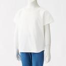 슬러브 저지 · 드롭 숄더 티셔츠 · 키즈