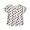 LIGHT SILVER GRAY*PATTERN(슬러브 저지 · 드롭 숄더 티셔츠 · 키즈)