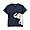 ELEPHAS MAXIMUS(인도 면 저지 · 프린트 반소매 티셔츠 · 키즈)
