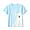 POLAR BEAR(인도 면 저지 · 프린트 반소매 티셔츠 · 키즈)