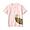 SEA OTTER(인도 면 저지 · 프린트 반소매 티셔츠 · 키즈)