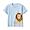 LION(인도 면 저지 · 프린트 반소매 티셔츠 · 키즈)