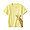 GIRAFFE(인도 면 저지 · 프린트 반소매 티셔츠 · 키즈)