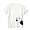 Parent and child GIANT PANDA(인도 면 저지 · 프린트 반소매 티셔츠 · 키즈)