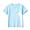 Parent and child Polar Bear(인도 면 저지 · 프린트 반소매 티셔츠 · 키즈)