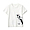 Parent and child Penguin(인도 면 저지 · 프린트 반소매 티셔츠 · 키즈)