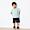 MINT GREEN STRIPE(인도 면 저지 · 티셔츠 · 베이비)