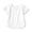 OFF WHITE(인도 면 저지 · 티셔츠 · 베이비)