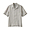 LIGHT GRAY(프렌치 리넨 워싱 · 오픈 칼라 반소매 셔츠)