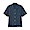 NAVY(프렌치 리넨 워싱 · 오픈 칼라 반소매 셔츠)
