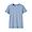 BLUE(땀에 강한 후라이스 · 크루넥 티셔츠)