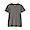 GRAYISH BROWN(땀에 강한 후라이스 · 크루넥 티셔츠)