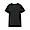 BLACK(슬러브 저지 · 크루넥 티셔츠)