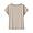PALE BROWN(슬러브 저지 · 프렌치 슬리브 티셔츠)