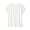 WHITE(슬러브 저지 · 프렌치 슬리브 티셔츠)