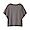 GRAYISH BROWN(코튼 레이온 · 돌먼 티셔츠)