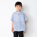 프렌치 리넨 · 반소매 셔츠