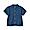 SMOKY BLUE(프렌치 리넨 · 반소매 셔츠)