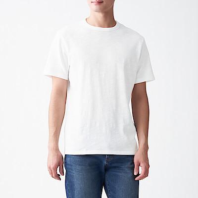 슬러브 저지 · 크루넥 티셔츠