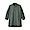 GRAYISH GREEN(워싱 포플린 · 매듭 단추 롱 셔츠)
