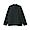 BLACK(워싱 옥스포드 · 스탠드칼라오버 셔츠)