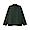 DARK GREEN(워싱 옥스포드 · 스탠드칼라오버 셔츠)