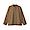 BROWN(워싱 옥스포드 · 스탠드칼라오버 셔츠)