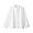 WHITE(워싱 옥스포드 · 스탠드칼라오버 셔츠)